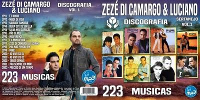 Discografia Zezé Di Camargo & Luciano Vol.1 2016