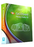 Cover ACDSee Photo Editor 6 | www.wizyuloverz.com