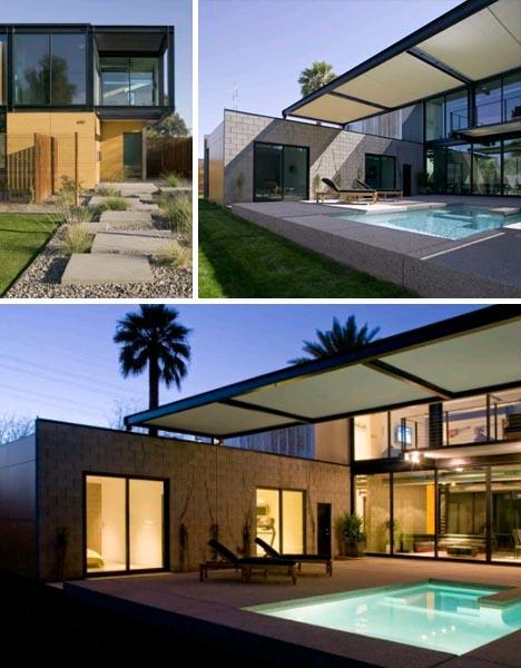 Dise o arquitectonico for Casa moderna 44 belvedere