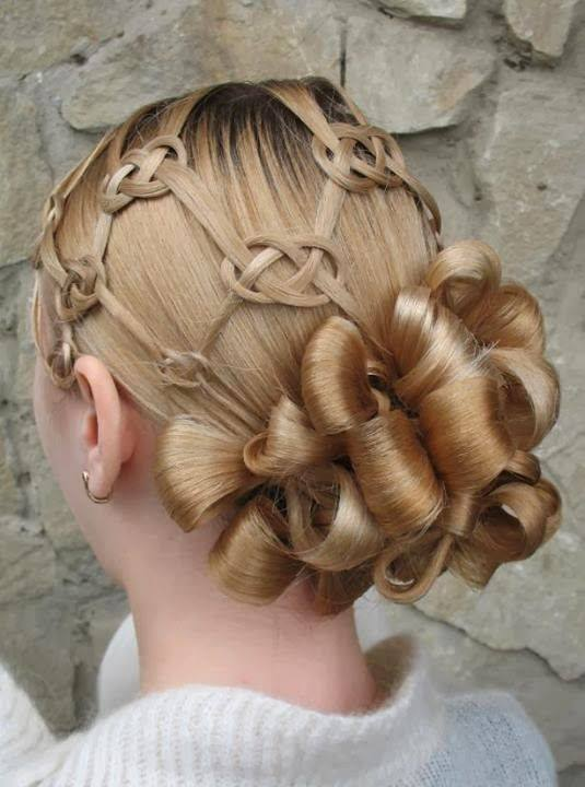 51 Easy Bun Hairstyles | Hair