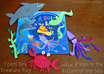 Hole in the Bottom of the Sea Barefoot Books