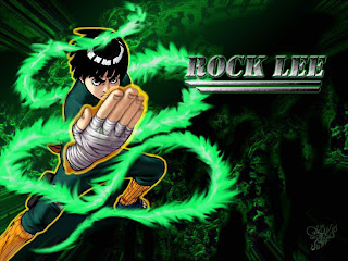 Rock Lee Naruto Shippuden Wallpapers