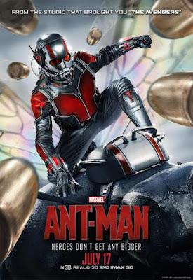 Ant-Man (2015) CAM
