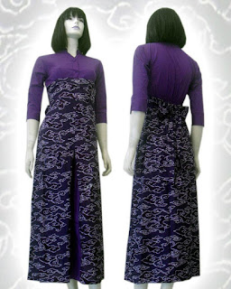 batik+modern BAJU BATIK wanita pria dan anak muda