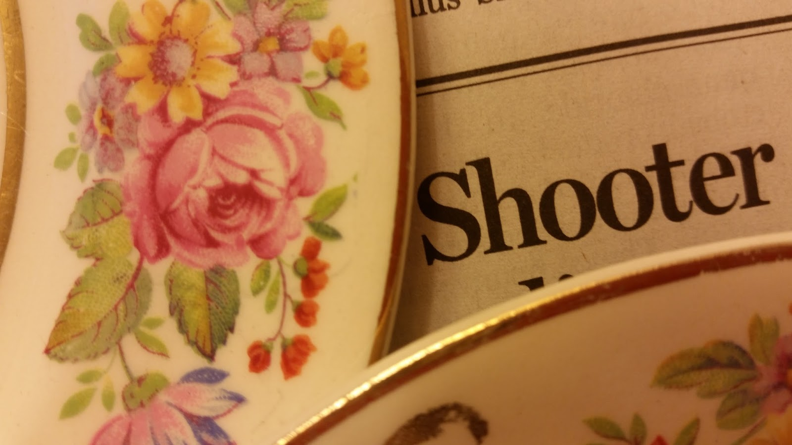 Broken teacup poem