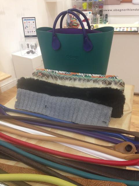 Bloggeration workshop O Bag bag