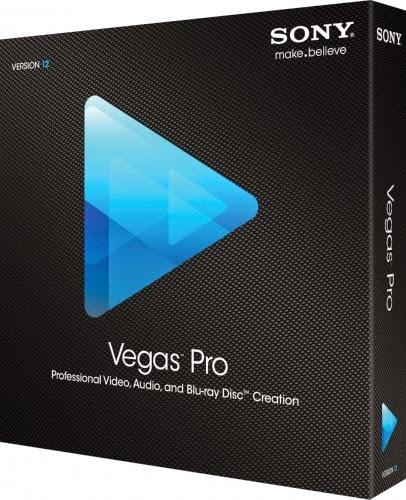 Sony Vegas Pro v13.0 Build 428 Portable (x64)