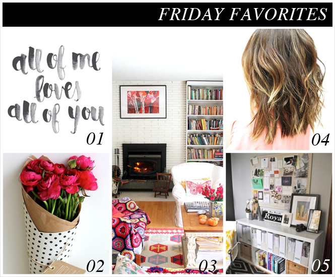 friday favorites pinterest