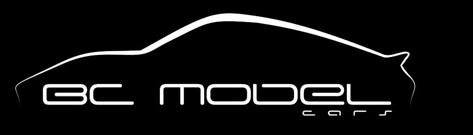 BC MODEL CARS