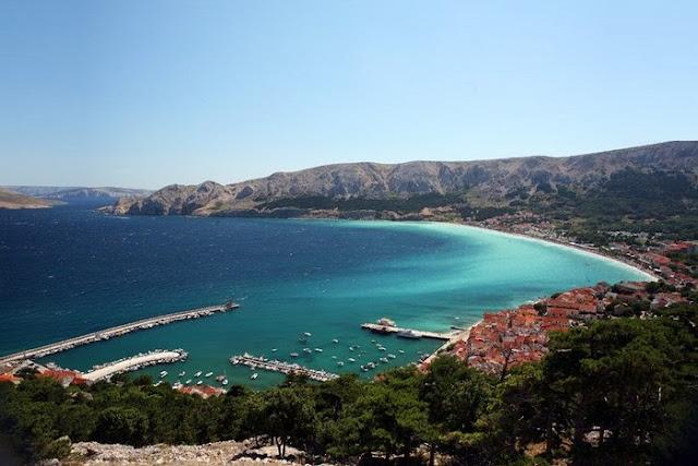 Адриатика Хорватия морское побережье