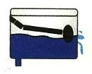 Fuga de agua de la Cisterna