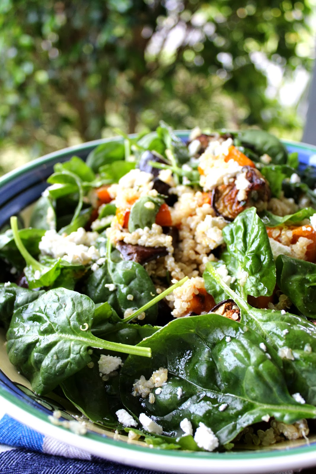 Roasted Sweet Potato And Feta Salad Recipes — Dishmaps
