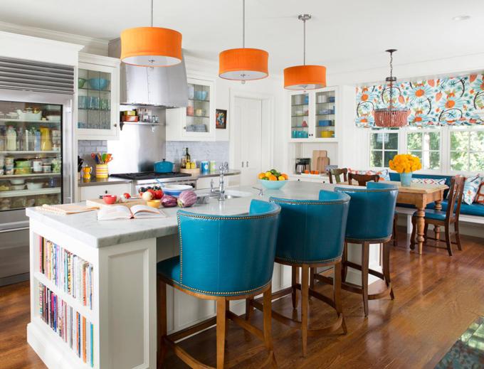House Of Turquoise Joyful Kitchen