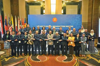 The 13th ASEAN DIGITAL BROADCASTING MEETING