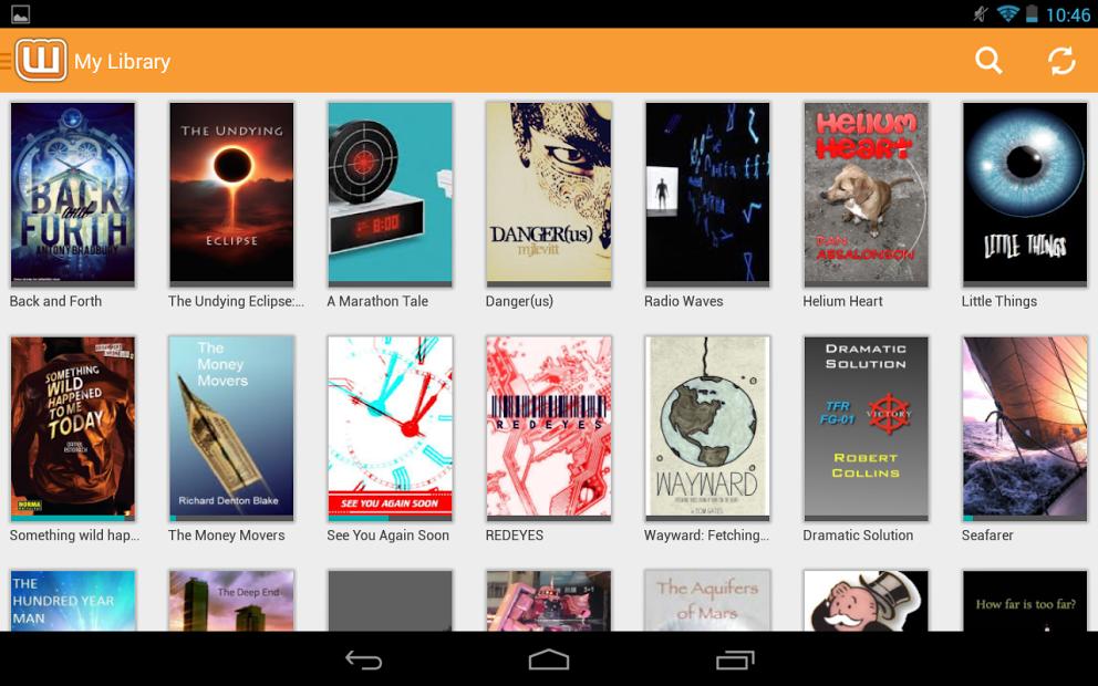 Tải Wattpad - Phần mềm đọc truyện tranh miễn phí cho điện thoại