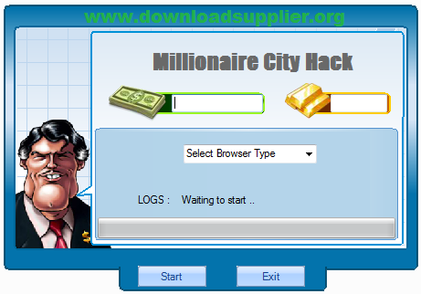Millionaire City Cash And Coins Hack 2013 Download Supplier
