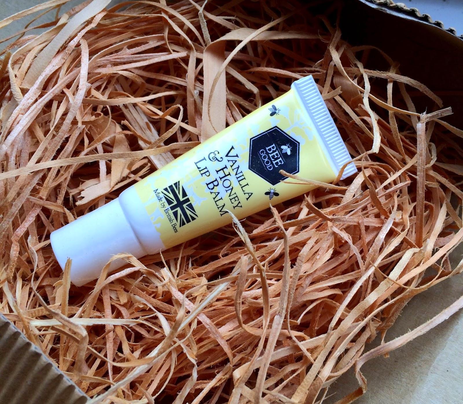 bee-good-vanilla-and-honey-lip-balm-blog-review