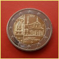 2 Euros Alemania 2013