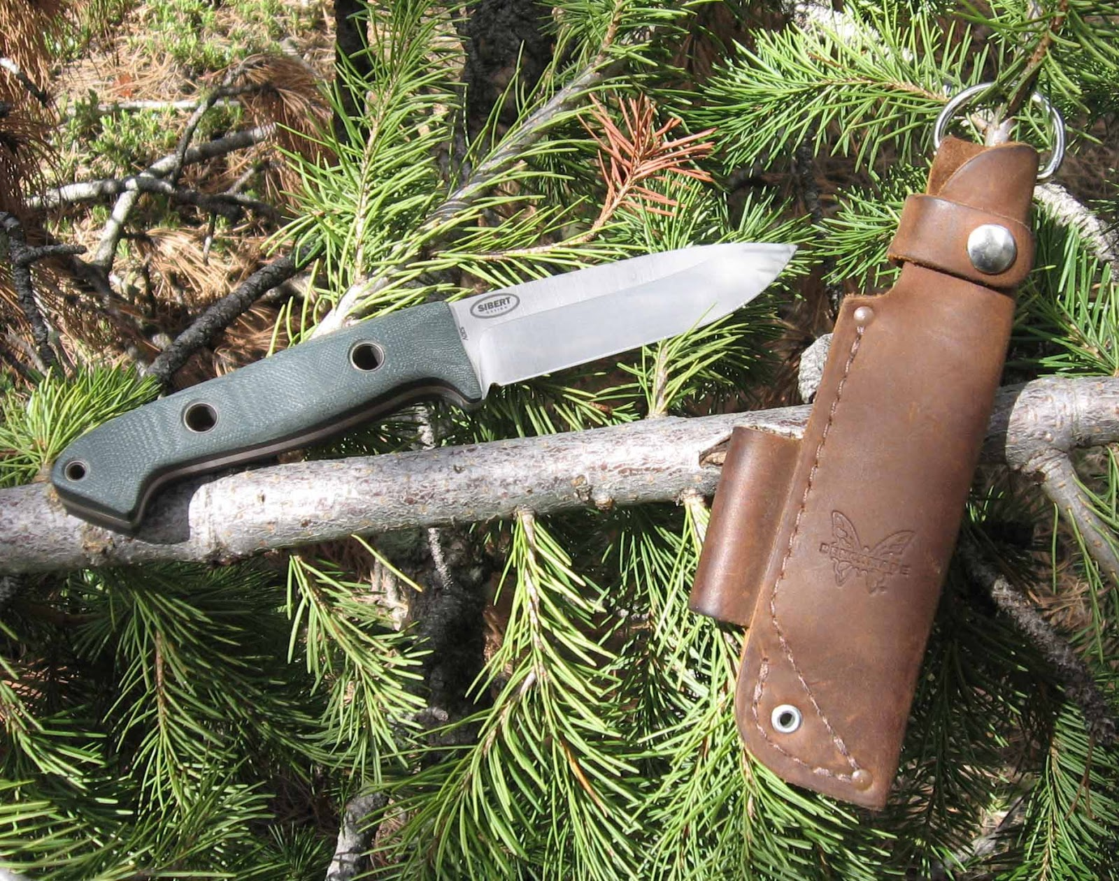 bushcraft survival knife