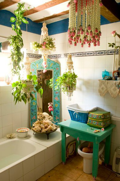eclectic home office design html with The Bohemian Bathroom on The Bohemian Bathroom moreover Sarah Richardson 13 Reasons To Adore besides Oil Paintings For Bedrooms Contemporary Bedroom Wichita additionally 8 Enchanting Tips Make Bedroom Look Bigger moreover 411 Modern Minimalist Desk L.