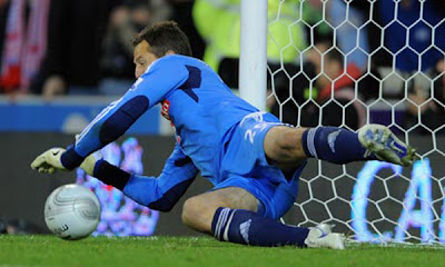 Stoke City 7 - 6 Tottenham Hotspurs (2)