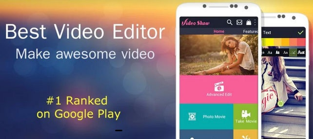 Apps VideoShow Pro Video Editor v4.4.5 Apk Android