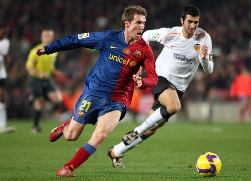 កីឡាកររូបនេះថ្លែងថាខ្លួនសោកស្ដាយដែលជ្រើស Barcelona ហើយចាកចោល Arsenal