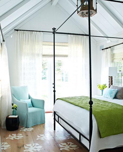 New Home Interior Design: Cape Cod Summer House