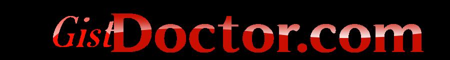 GistDoctor