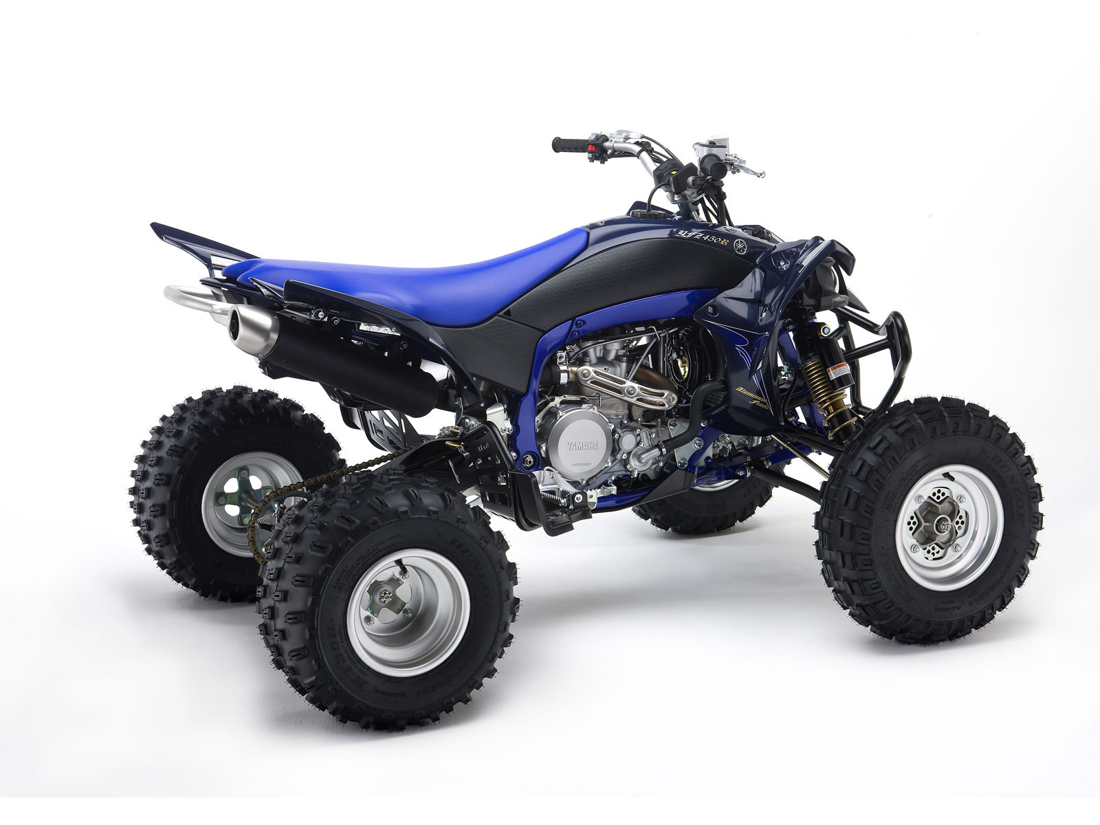 2010 yamaha yfz450r se pictures and specifications for Yamaha atv yfz450