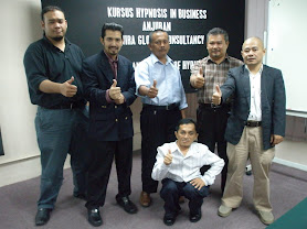 KURSUS HYPNOSIS IN BUSINESS (30 APRIL 2011)