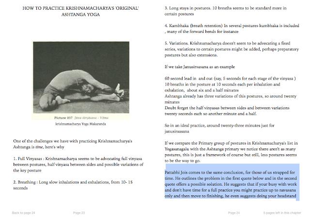 vinyasa yoga home practice book pdf