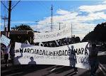 #MarchadaLiberdadeAmapá