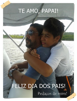 Papai, te amarei eternamente