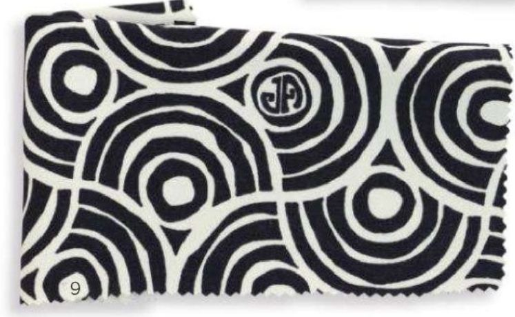 2013 Fabrics Pattern OFF GRID Cotton in Charcoal