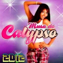 Capa do álbum Musa do Calypso 2012