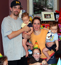 My Youngest Son and Family-July 2011