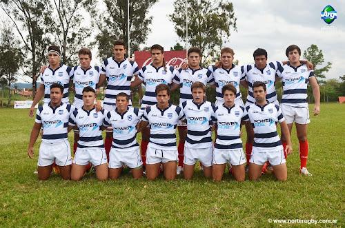 Seleccionado Juvenil de la Unión de Rugby del Sur M-18
