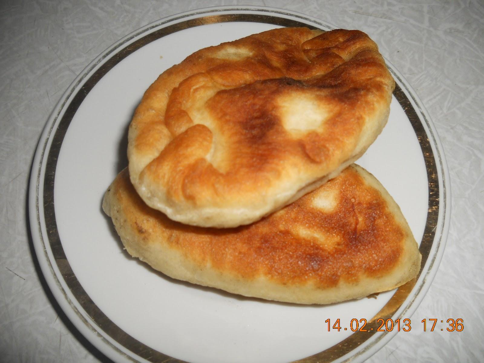 Пироги на кефире с мясом пошагово