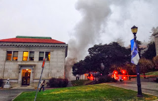 UC Berkeley Explosion, Fire Said To Be Result Of Vandalism