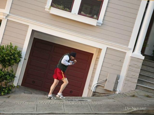 San Francisco Photography Illusion
