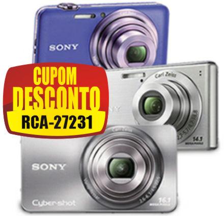 Câmeras Sony