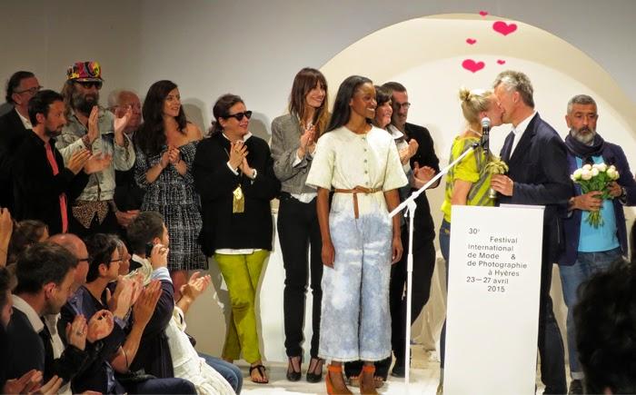 Festival de Mode Hyères 2015 - Prix Chloé