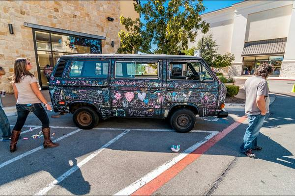 Flash: Blank Canvas: 1985 VW Vanagon w/EJ22 Swap parts