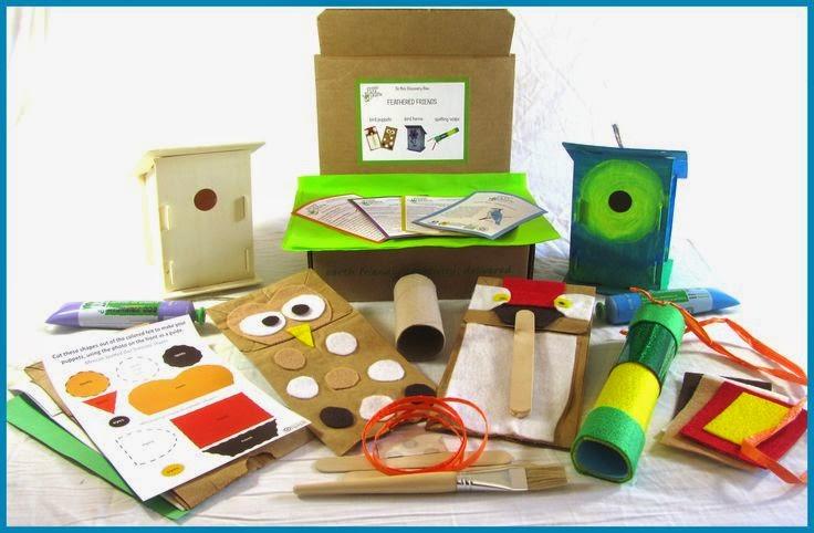 Environmentally Friendly Green Kids Craft Ideas