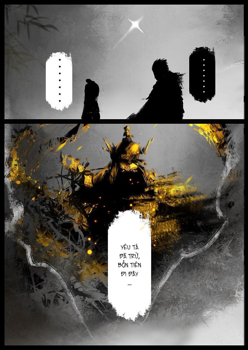 Tây Du Ký dị bản chap 42 Trang 5 - Mangak.info