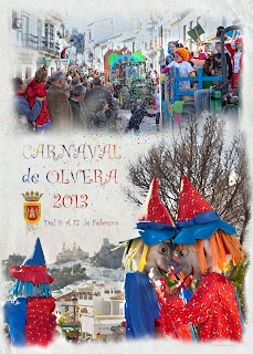 Carnaval de Olvera 2013