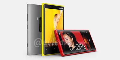 Nokia Lumia 920 Dan Lumia 820 Ponsel Windows Phone 8 Pertama Dari