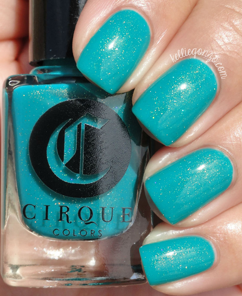 Cirque Colors Thicker Than Water