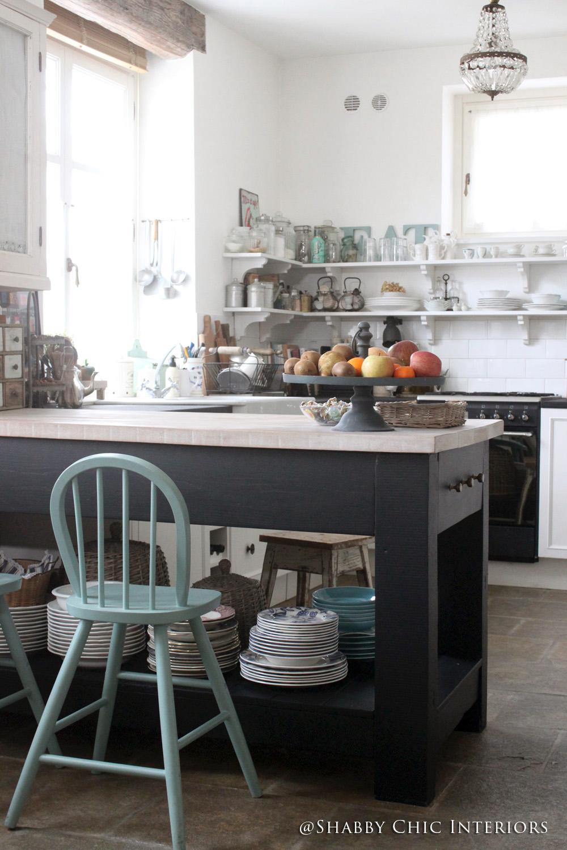 Illuminazione Cucina Shabby: Illuminazione cucina open space un ...